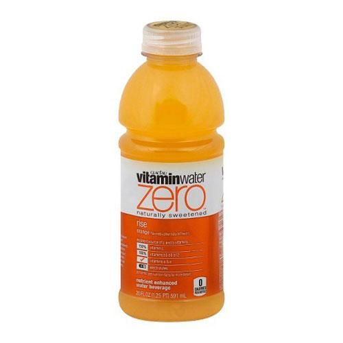 VITAMIN WATER ZERO RISE 20oz