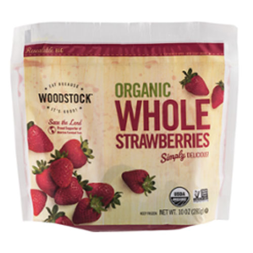 WOODSTOCK ORGANIC WHOLE STRAWBERRY 10oz