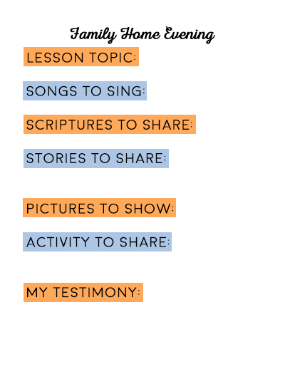 October Sunday School Lesson Activity Worksheet