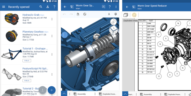 15 Android CAD Apps [Updated 2019] | All Things 3D Modeling