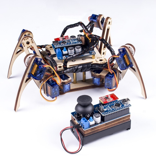 2019 Guide] The Best 6 Advanced Robot Kits for Adults