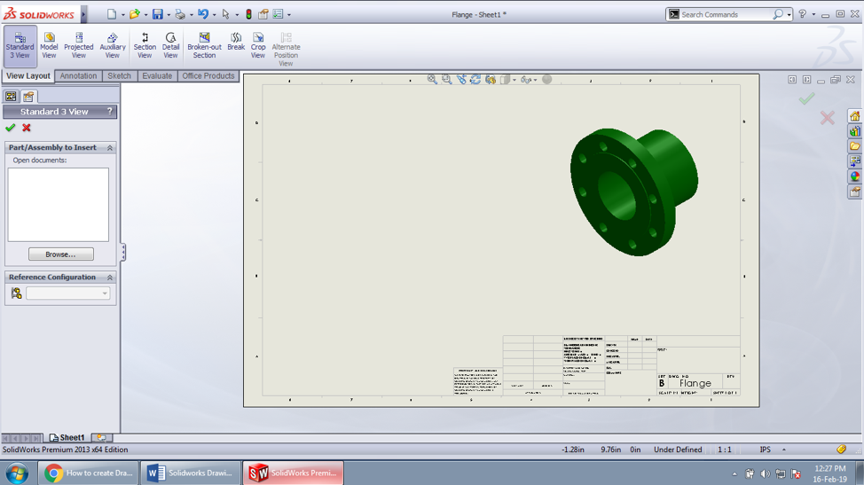 How to Make a SOLIDWORKS Drawing Template: Everything to