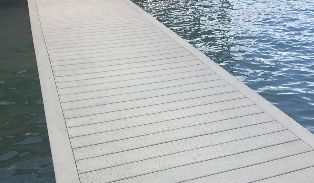 Composite Decking Sunrise Docks