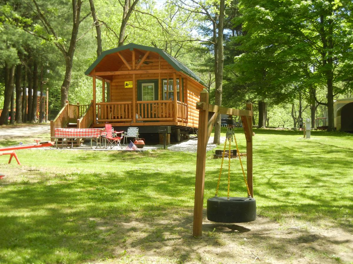 Austin Lake RV Park and Cabins - Online Reservations