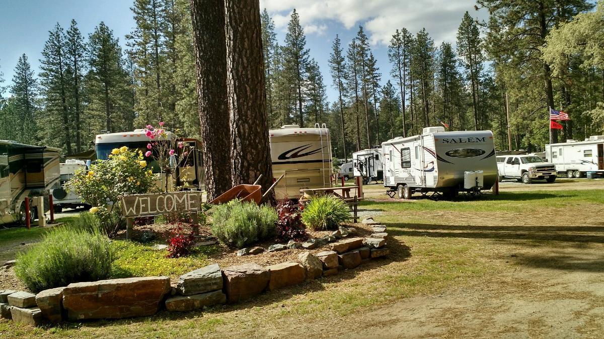 Nevada County Fairgrounds RV Park - Online Reservations