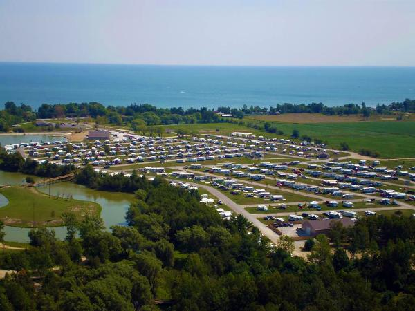 Lake Huron Campground - Online Reservations