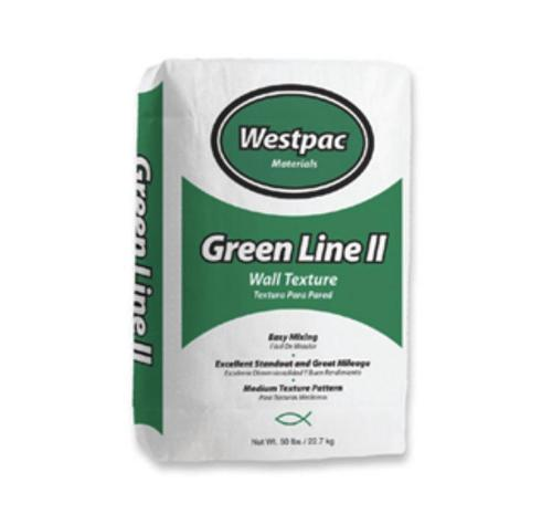 Westpac Green Line II Wall Texture / Tinted - 50 lb Bag