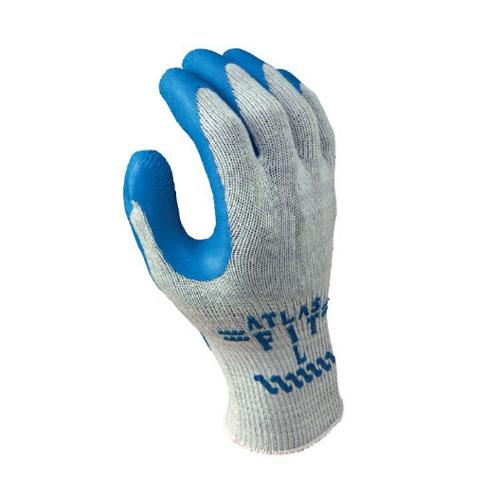SHOWA ATLAS 300 Latex Palm Coated Glove - Large