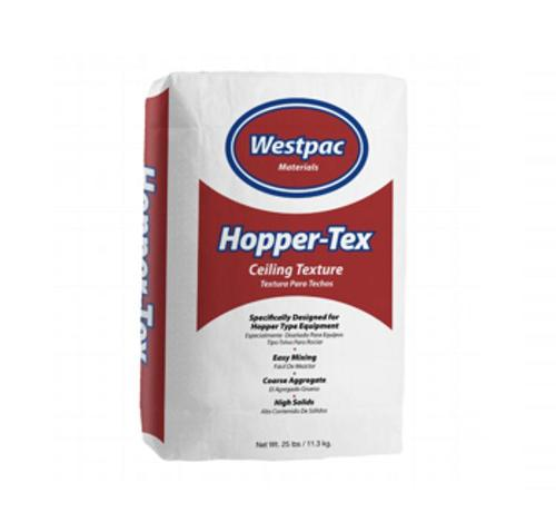 Westpac Hopper-Tex Ceiling Texture - 25 lb Bag
