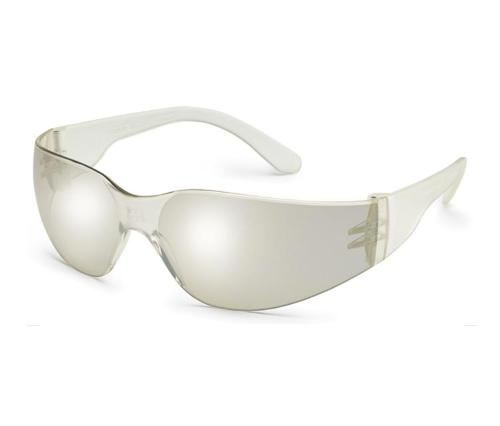 Gateway Safety StarLite Safety Glasses - Clear Frame/Clear In-Out Mirror Lens
