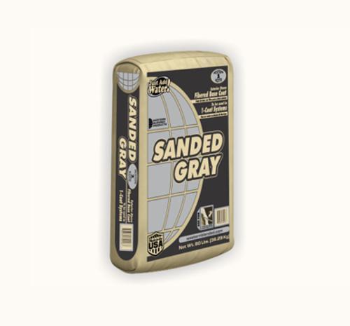 Western Blended Western 1-Kote Gray Sanded - 80 lb Bag