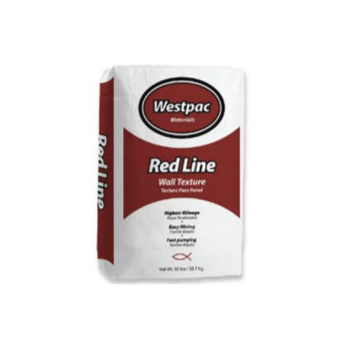 Westpac Red Line Wall Texture / Tinted - 50 lb Bag