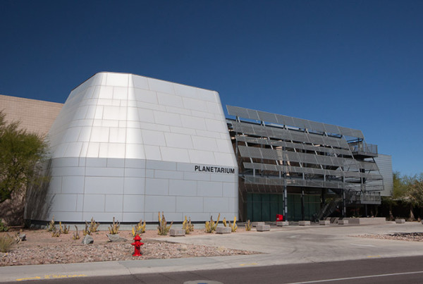 Planetarium Project