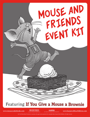 Mouse & Friends Event Kit