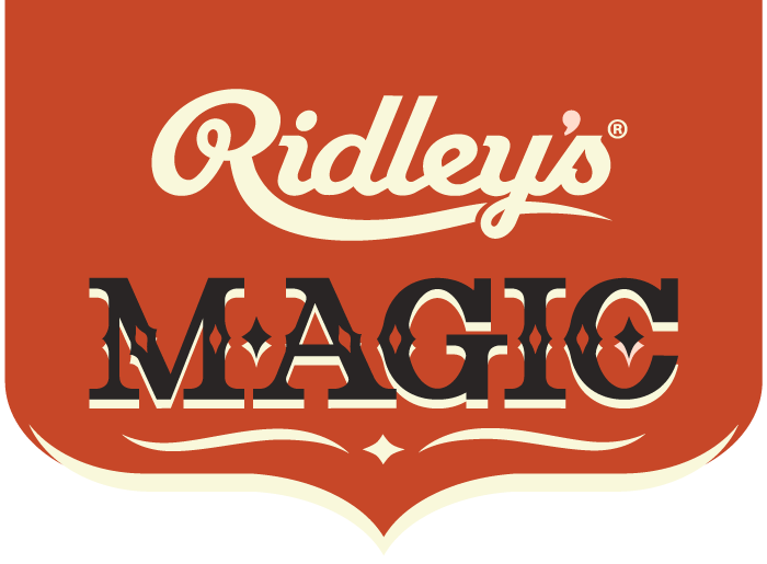 Ridley's Magic logo