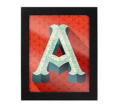 Alphabet Jigsaw A