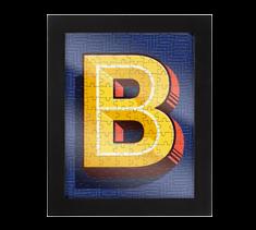 Alphabet Jigsaw B