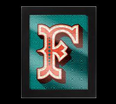 Alphabet Jigsaw F