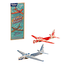 Ridley's House of Novelties - Airplane Glider Set