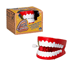 Ridley's House of Novelties - Chattering Teeth
