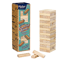 Ridley's House of Novelties - Tumbling Blocks