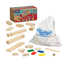 Ridley's House of Novelties - Tumble Down Dominoes