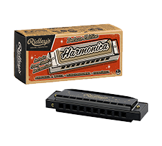Ridley's House of Novelties - Deluxe Harmonica