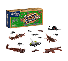 Ridley's House of Novelties - Creepy Crawlies