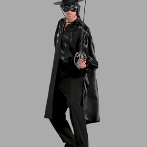 Zorro bandit costume