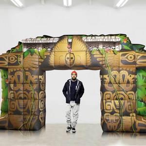 Jungle arch