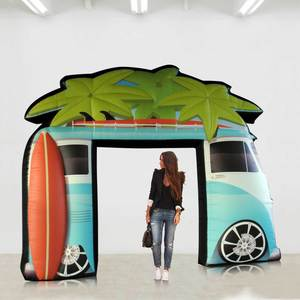 Surfs up vw archway