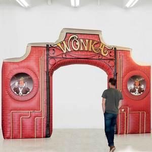 Wonka factory gates