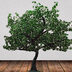 Grande maple tree green supazaar