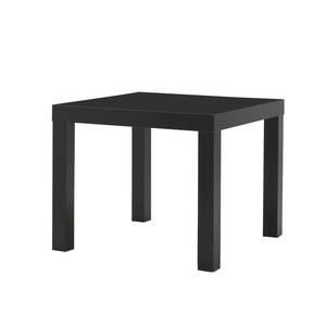 Black occasional table hire supazaar