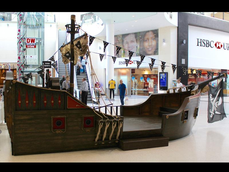 Pirate Ship Hire | Supazaar
