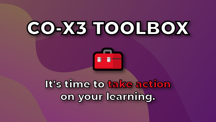 Co-x3 Toolbox
