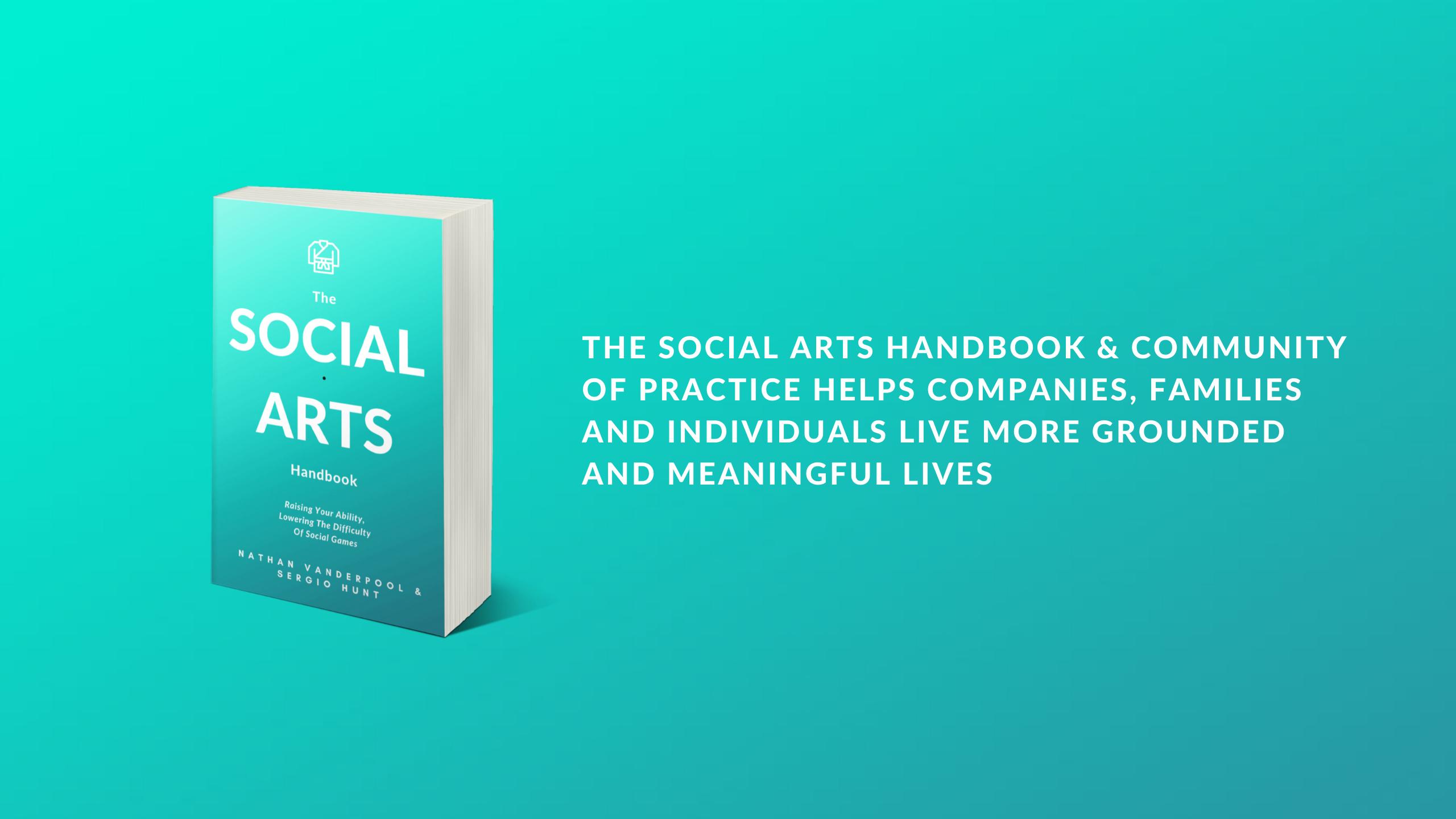 Social Arts Handbook