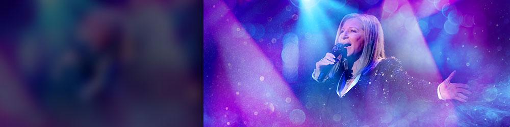 imagen boletos Barbra Streisand