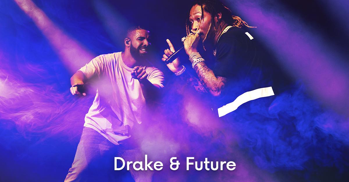Image Drake & Future