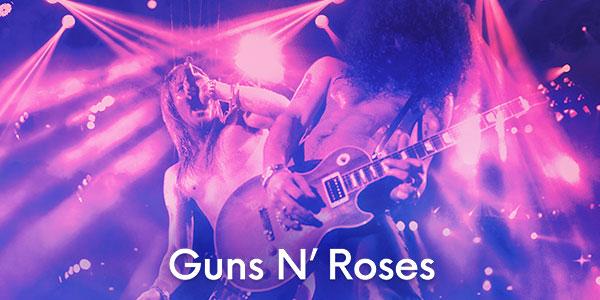Imagem Ingressos Guns N' Roses
