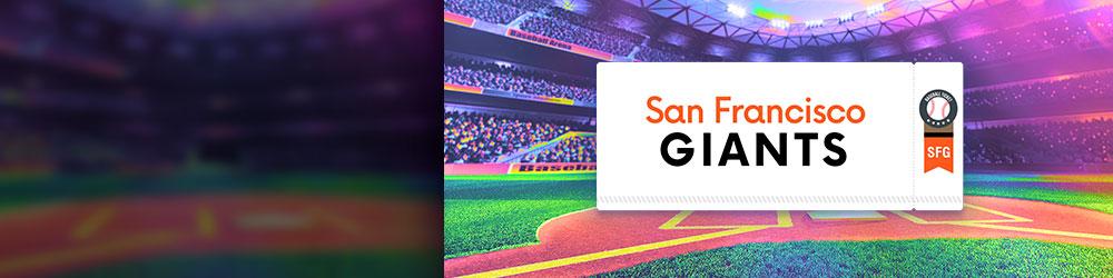 imagen boletos San Francisco Giants