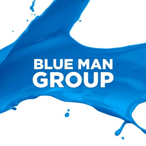 Imagem Ingressos Blue Man Group