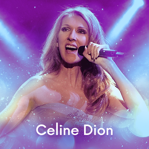 Imagem Ingressos Celine Dion