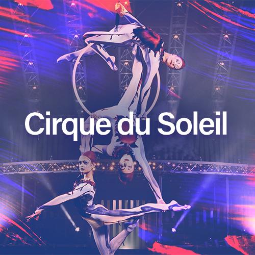 Imagem Ingressos Cirque du Soleil