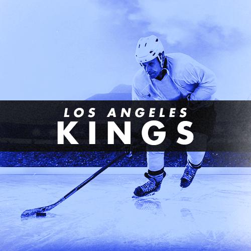 imagem ingressos LA Kings