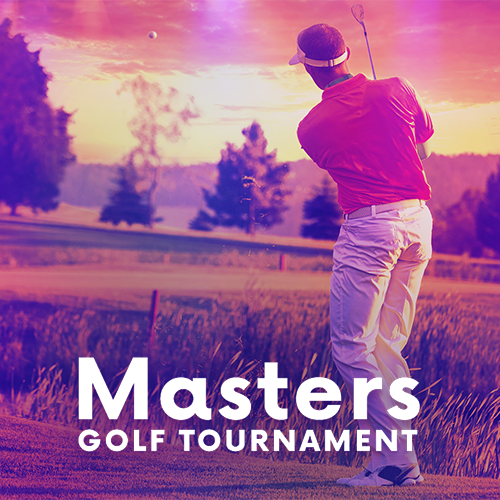 imagen boletos masters golf tournament