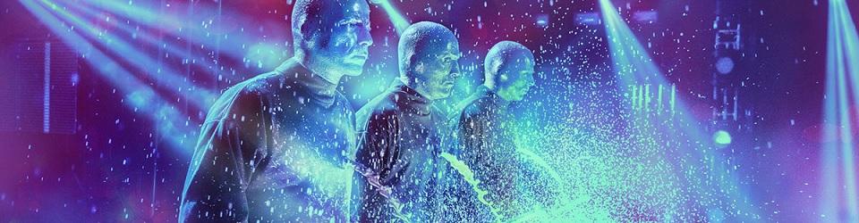 imagen boletos Blue Man Group
