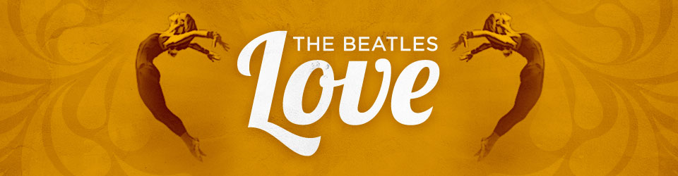 imagen boletos Cirque du Soleil - The Beatles: Love
