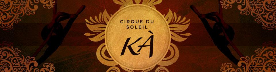 imagen boletos Cirque du Soleil - Ka