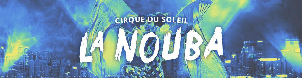imagen boletos Cirque du Soleil - La Nouba